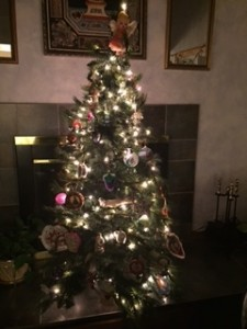 Ann's Christmas Tree, 2015